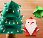 Christmas Origami Fun