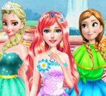 Princess Winter Costume