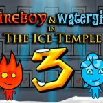 Fireboy and Watergirl: Ice Temple Game
