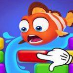 Fish Mania Aqua Blast Fish Matching 3 Puzzle ball