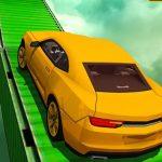 Hill Car Stunts 3D: Crazy Car Racing Simulator 3D