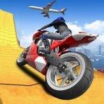 Impossible Moto Bike Track Stunts