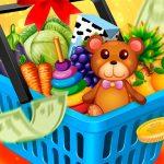 Kids Go Shopping Supermarket