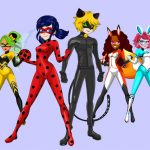 Ladybug & Cat Noir Maker