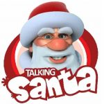 Santa Claus Funny Time