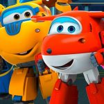 Superwings Jigsaw Puzzle Collection