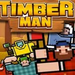 Timber Man Wood Chopper