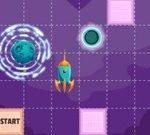 Astronaut In Maze
