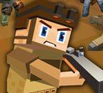 Block Pixel Cop: Gun Craft In Robbers World