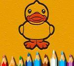 Bts Ducks Coloring Book
