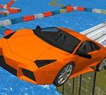Car Impossible Tracks Driver Hard Parking