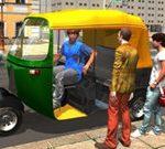 City Tuk Tuk Rickshaw: Chingchi Simulator Game