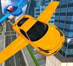 Flying Car Simulator 3D