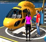 Helicopter Taxi Tourist Transport