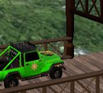 Impossible Jeep Racing Game: Crazy Tracks