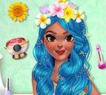 Influencer Spring Goddess Makeover