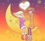 Love Couple Slide