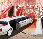 Luxury Wedding Limousine Car