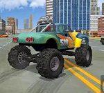 Monster Truck Driving Simulator Game