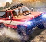 Offroad 4×4 Hilux Jeep Drive Prado Monster