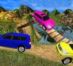 Offroad Land Cruiser Jeep Simulator Game 3D