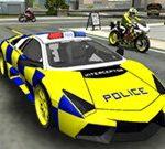 Police Cop Car Simulator City Missions