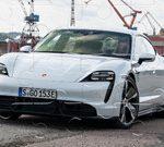 Porsche Taycan Turbo S Puzzle