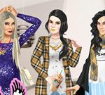 Pregnant Kardashians Dress Up Game