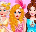 Princess Dazzling Dress Design
