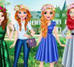 Princess Girls Trip To Ireland