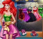 Princess Mermaid Realife Shopping