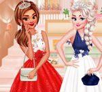 Princesses Cocktail Party Divas
