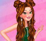 Princesses Jumpsuit Fashion
