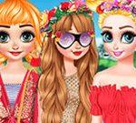 Princesses Tropical Escape