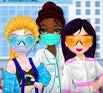 Princesses Vs Epidemic