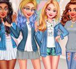 Princesses Vsco Girls