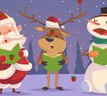 Santa Hidden Presents