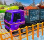Truck Cargo Driver Game
