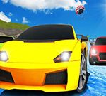 Water Car Slide Game N Ew